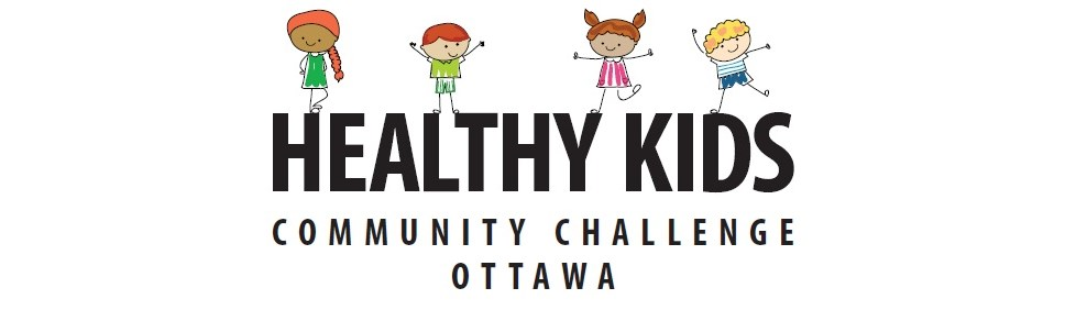 healthy kids community challenge banner